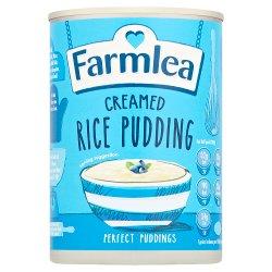 Farmlea Creamed Rice Pudding 400g