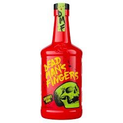 Dead Man's Fingers Cherry Rum 70cl