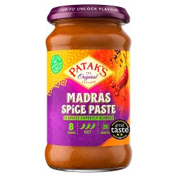 Patak's The Original Madras Spice Paste 283g