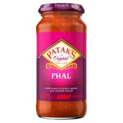 Patak's The Original Phal Cooking Sauce 450g