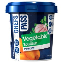 Chef's Pass Vegetable Bouillon Powder 800g