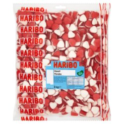 HARIBO Heart Throbs 3kg