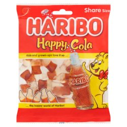 HARIBO Happy-Cola Bag 140g