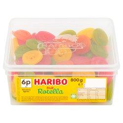 HARIBO Fruit Rotella 800g