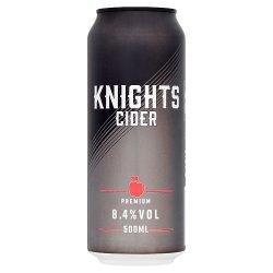 Knights Cider Premium 4 x 500ml