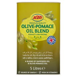 KTC Olive Pomace Oil Blend with Spanish Olives 5 Litres