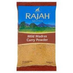 Rajah Mild Madras Curry Powder 400g