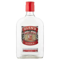 Glens Vodka £7.29