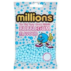 Millions Bubblegum Flavour 100g
