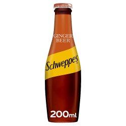 Schweppes Ginger Beer 200ml