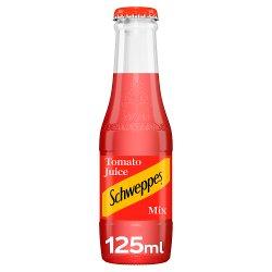 Schweppes Tomato Juice 24x125ml