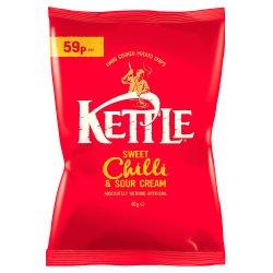 KETTLE® Sweet Chilli & Sour Cream 40g