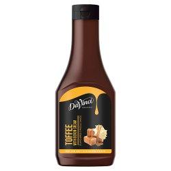 Da Vinci Gourmet Toffee with Devon Cream Flavour Drizzle Sauce 500g
