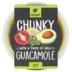 Delphi Guacamole Dip with Olive Oil 150g