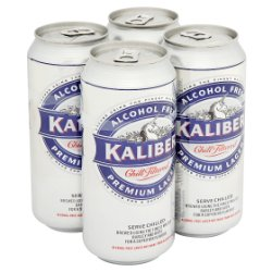 Kaliber Alcohol Free Lager 440ml