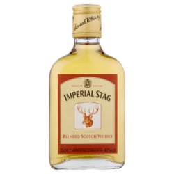 Imperial Stag Blended Scotch Whisky 20cl