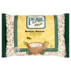 White Pearl Butter Beans 2kg