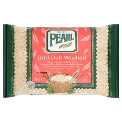 White Pearl Urid Dall Washed 2kg