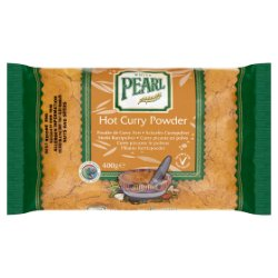 White Pearl Hot Curry Powder 400g