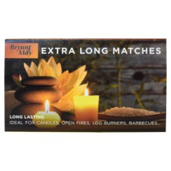 Bryant & May Extra Long Matches