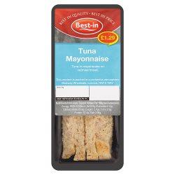 Best-in Tuna Mayonnaise Sandwich