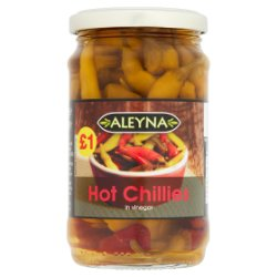 Aleyna Hot Chillies in Vinegar 275g