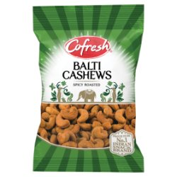 Cofresh Balti Cashews Spicy Roasted 60g