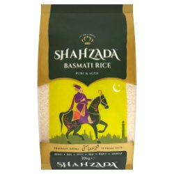 Shahzada Basmati Rice 20kg