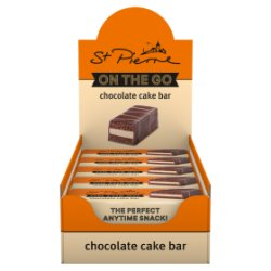St Pierre On the Go Chocolate Cake Bar