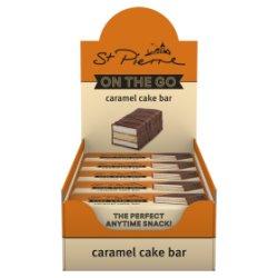St Pierre On the Go Caramel Cake Bar