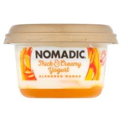 Nomadic Alphonso Mango Lovely Live Yogurt 160g