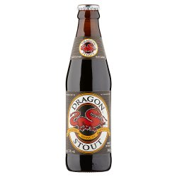 Dragon Stout 284ml Bottle