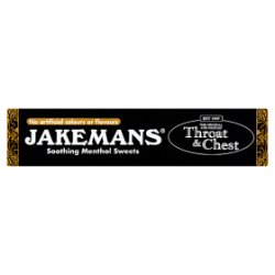 Jakemans Soothing Menthol Sweets Throat & Chest 41g