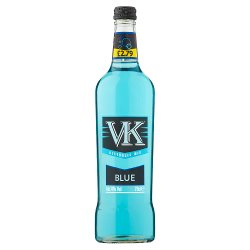 VK Blue Alcoholic Mix 70cl