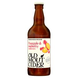 Old Mout Pineapple & Raspberry