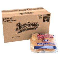 Americana Gourmet Burger Buns