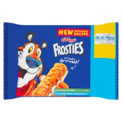 Kellogg's Frosties Cereal Bar 4 x 25g