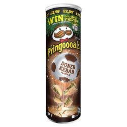 Pringoooals Doner Kebab Flavour Crisps 200g