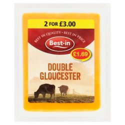 Best-in Double Gloucester 200g