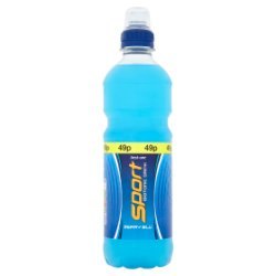 Best-One Sport Isotonic Berry Blu Drink 500ml