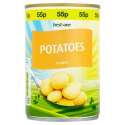 Best-One Potatoes in Water 300g