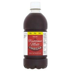 Best-One Traditional Malt Vinegar 568ml