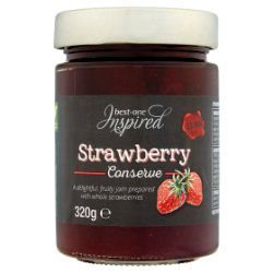 Best-One Inspired Strawberry Conserve 320g