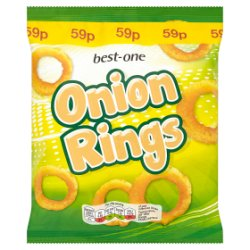 Best-One Onion Rings 75g