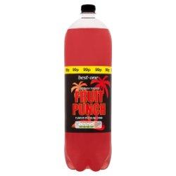 Best-One Fruit Punch Flavour Sparkling Drink 2 Litre