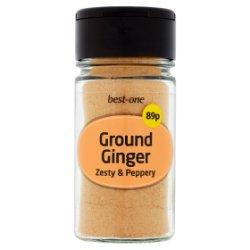 Best-One Ground Ginger 36g