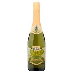White Pearl White Grape Non-Alcoholic Sparkling Juice Drink 750ml