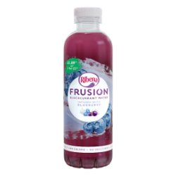 Ribena Frusion B/Currant & Blueberry PM £1.09 2/ £2