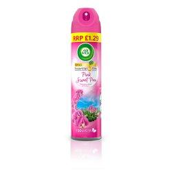 Air Wick Pink Sweet Pea PMP 240ml