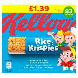 Kellogg's Rice Krispies Cereal Bar 20g